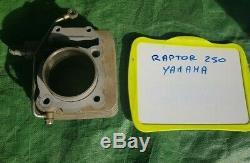 2008 Yamaha 250 Raptor Yfm Cylinder