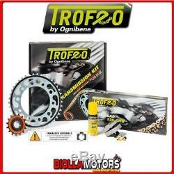 255956000 Crown Kit Chain sprocket Trofeo Yamaha Yfm 660 R-rle Raptor 2003- 66