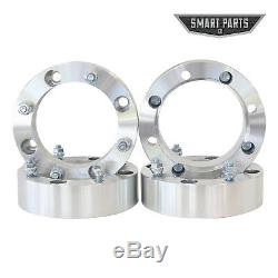 2 Atv Wheel Spacers Yamaha Banshee 350 Raptor Yfm660 Yfm700 4x156 2 Inch