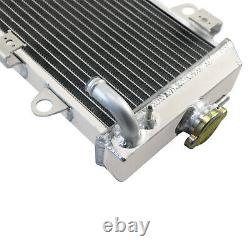 2 Row Radiator For Yamaha Raptor 700 Atv 700r Yfm700 Yfm700r 2006-2014