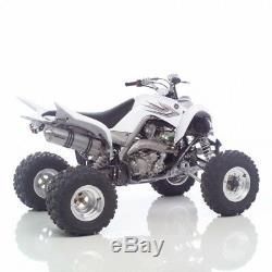 3894 Leovince X3 Aluminum Slip-on Yamaha Raptor Yfm700 Yfm 700 R / 2006 2012