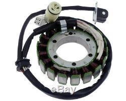 Alternator Stator For Yamaha Yfm 350 Raptor Rs 5yt3 Ah12w Bj. 2004 27ps / 20kw