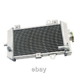 Aluminium Radiator For Yamaha Raptor 700 Yfm700 2006-2014 2007 2012 2013 Atv