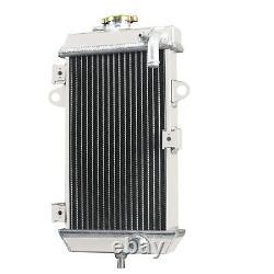 Aluminium Radiator For Yamaha Raptor 700 Yfm700 2006-2014 2013 2012 2011 Atv