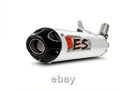 Big Gun Eco Slip-on System 07-1232 Yamaha Yfm700 Raptor Yfm700r Raptor Etc Grey