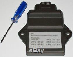 Big Gun Rev Box Yamaha Atv Raptor Yfm660 Yfm 660 (06-08) CDI / Ecu New 40-r05d