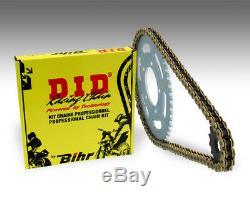 Chain Kit D. I. D 520 Type Vx2 13/38 (standard Crown) Yamaha Yfm350r Raptor