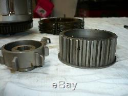 Complete Clutch Clutch Yfm Yamaha 100 Grizzly Field Badger Raptor 50 80
