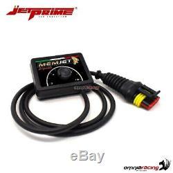 Control Unit Ecu Jetprime Additional Memjet Yamaha Yfm700r Raptor 2007