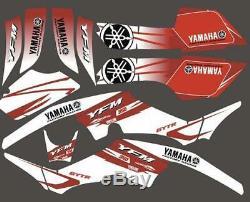 Deco Kit Yamaha Yfm Raptor 350 (several Models Different In Ad)