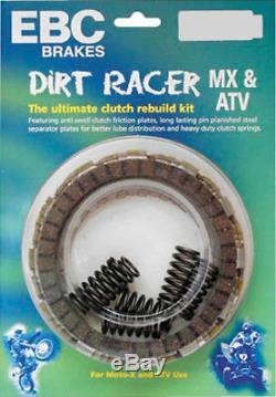 Ebc Dirt Racer Clutch Kit Yamaha Yfm660 Raptor, Xt 600 1990-1995 Drc88