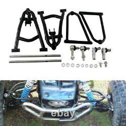 Extended A-arm '2'' Wide Fully Adjustable For Yamaha Raptor Yfm700