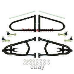 Extended A-bras '2'' Larges Adjustable For 2001-2005 Yamaha Yfm660r Raptor 660r