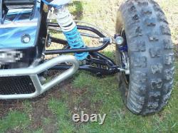 Extended A-bras +2'' Wide Fully Adjustable For Yamaha Raptor 700 Yfm700
