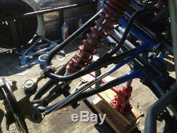 Extra Sport A-arm + 2 '' Large For 01-05 Yamaha Yfm660r Raptor 660r