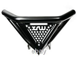 Front Bumper Yamaha Raptor Yfm 250 R Black
