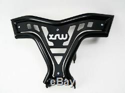 Front Bumper Yamaha Raptor Yfm 350 R Black