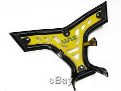 Front Bumper Yamaha Raptor Yfm 350 R Yellow