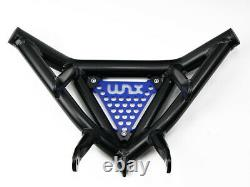 Front Pare-chocs For Yamaha Raptor Yfm 660 R Blue