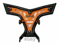 Front Pare-chocs For Yamaha Raptor Yfm 700 R Orange