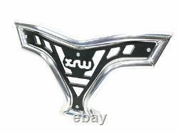 Front Pare-chocs Yamaha Raptor Yfm 350 R Silver Black