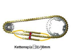 Kit Chain Yamaha Raptor Yfm 700 R Tuning Ring Reinforced