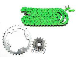 Kit Green Chain Hrt Yamaha Raptor Yfm 660 R By Example 16/38