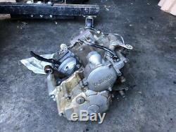 Low Engine 250 Yfm Raptor 2010