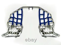 Nerfbar For Yamaha Raptor Yfm 700 R Blue