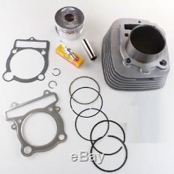 Piston Cylinder Kit For Yamaha Raptor 350 Yfm Quads From 2004 To 2015
