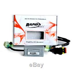Rapid Bike Easy Ecu Tuning + Electrical Installation Yamaha Yfm 700 R Raptor