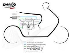 Rapid Bike Easy Ecu Tuning + Electrical Installation Yamaha Yfm 700 R Raptor Men