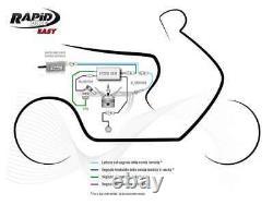 Rapid Bike Easy Ecu Tuning + Installation Yamaha Electric Yfm 700 R Air Raptor