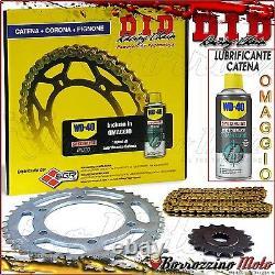 Set Transmission DID Chain Gearing Yamaha Gable 350 Raptor Yfm 2004 2013