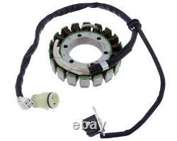 Stator Alternator For Yamaha Yfm 350 Raptor Rs 5yt3 Ah12w Bj. 2004 27ps / 20kw