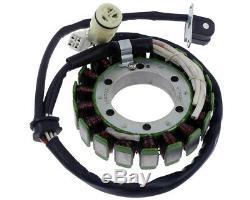 Stator Alternator For Yamaha Yfm 350 Rs 5yt3 Raptor Ah12w Bj. 2004 27ps / 20kw