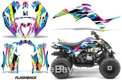 Template Decal Sticker Draped Yamaha Raptor 90 Yfm90 2016-2018
