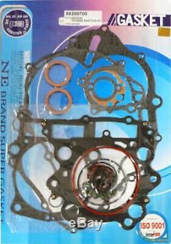 Tmp Complete Engine Cover Gaskets, Gaskets Set, Yamaha Yfm 660 R Raptor 01-05