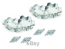 Wheel Spacers Yamaha Yfm Grizzly 35/45 550/660/700 MM X 4 Front + Rear