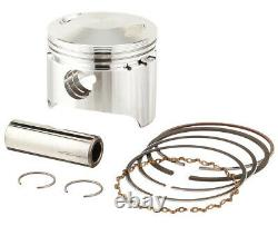 Wiseco Piston Kit 111 48mm Yamaha Yfm80 Raptor/badger/grizzly (4841m04800)