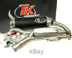 With Focus Exhaust Manifold Yamaha Raptor Yfm 700 R