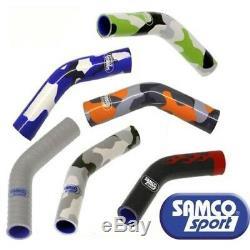 Yam-27 Compatible With Yamaha Raptor 700 / Yfm700r 0016 Samco Premium Hoses &