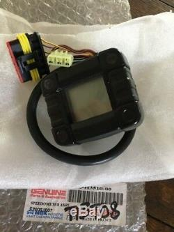 Yamaha N0a-h3510-00 Digital Speedometer Quad Yfm350 Raptor Yfm 350 Yfm350rv
