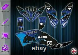 Yamaha Raptor 250 Stickers Graphic Kit Stickers Yfm 250 Atv Graphics
