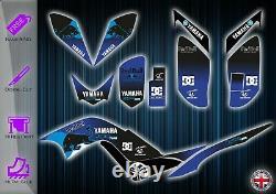 Yamaha Raptor 700 Stickers Graphic Kit Stickers Yfm 700 Vtt Graphic