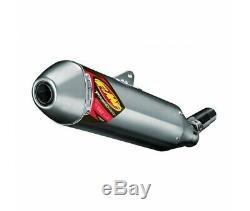 Yamaha Raptor 700 Yfm-12/15-quiet Exhaust Fmf Powercore 4 -1831 To 0647