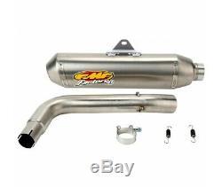 Yamaha Raptor 700 Yfm-quiet Exhaust Fmf Factory 4.1 Titanium-1831-0359