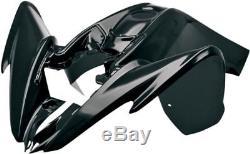 Yamaha Yfm250r Raptor 08-13 Maier Standard Front Wing Black