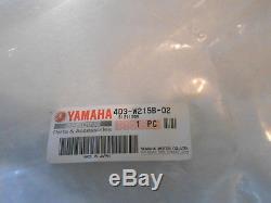 Yamaha Yfm250r Raptor 250 Front Mudguard Yfm 250 4d3-w215b-02