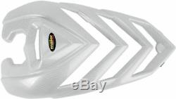 Yamaha Yfm700r Raptor 06-08 Maier Standard Coupe White Carbon Fiber
